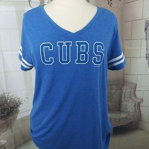 CUBS Baseball Tee